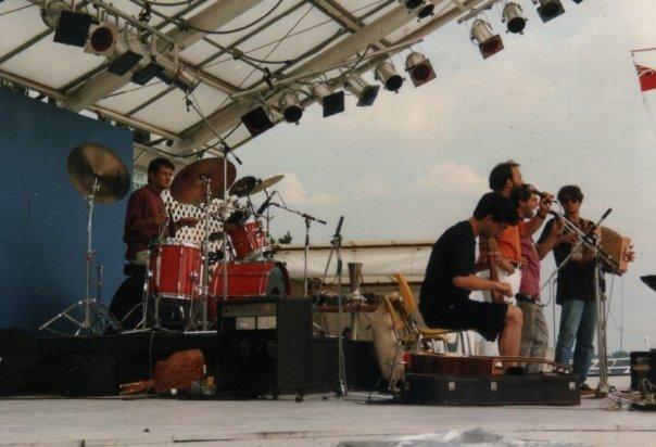 Toronto, Harbourfront, 1990
